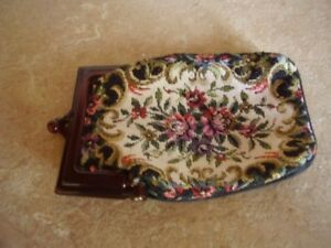 Tapestry Change Purse