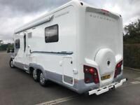 2012 Fiat Auto-Trail Comanche Motorhome 2.3 150bhp PAS