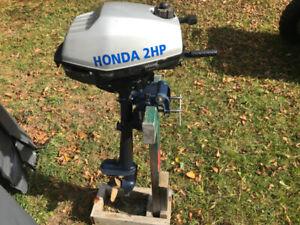 Honda 2 hp Outboard Motor