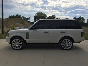2009 Land Rover Range Rover SUPERCGARGE SUV, Crossover
