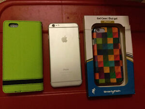 like new iphone 6s 126GB  with new case $750 Kitchener / Waterloo Kitchener Area image 2