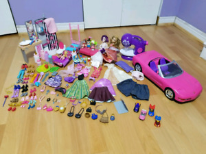 Girls Toy Accessories
