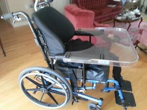 Specialized Wheelchair cost new: $5,527.00