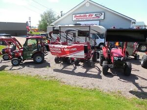 Sackville RV is your Mahindra Tractor dealer