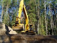 Totally Rebuilt 230 Excavator