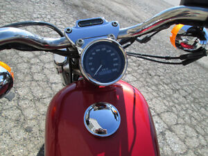 1997 Sportster custom 1200 *lots of chrome London Ontario image 4