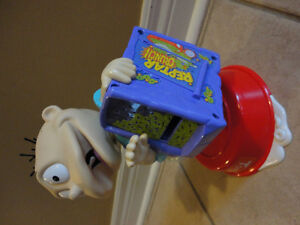 RUGRATS TOY TOMMY PICKLES TALKING DOLL BATTERY OPERATED London Ontario image 8