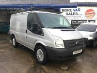 Black Friday sales 2012 1 owner silver Ford Transit 2.2TDCi 6 seater 280 SWB