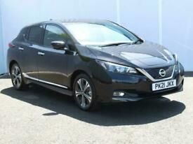image for 2021 Nissan Leaf 10 40kWh 5dr Auto Hatchback Electric Automatic