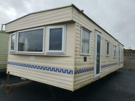 Static caravan Abi Supreme 34x12 2bed DG. - Free delivery.