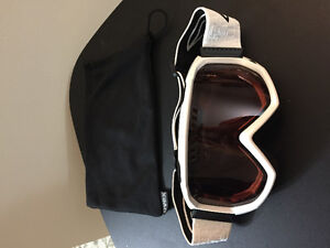 Snowboarding Goggles and Case - Excellent Condition