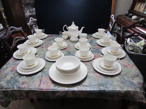 """Royal Albert """"VAL D'OR"""" China BLOW OUT SALE!"""