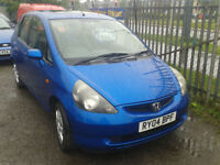 2004 Honda Jazz 1.4i cc SE LONG MOT