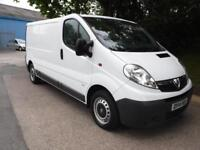 Vauxhall Vivaro 2.0CDTi ( 115ps ) ( EU V ) 2012MY 2900 LWB