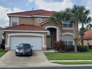 Canadian owned rental home in Davenport (Orlando) Florida