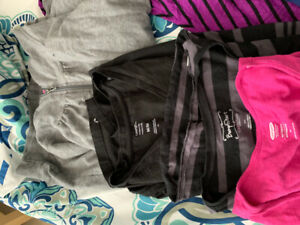 Summer/fall maternity lot of clothing