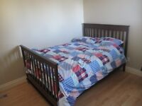 Convertible Double Bed + 2 Dressers