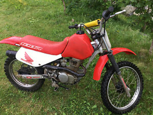 !!! Great Condition: Honda XR100 !!!