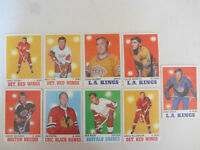 36 different 1970-71 TOPPS hockey cards: Savard Shack DannyGrant