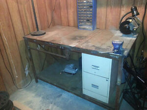 4 X 8 welding / work table