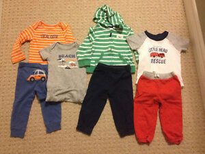 12 Month Boy Fall/Winter Brand Name Clothes London Ontario image 4