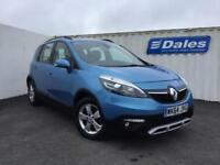 2014 Renault Scenic Xmod 1.5 dCi Dynamique TomTom Energy 5dr [Start Stop] 5 d...