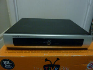 TiVo TCD649080 Series 2 80-Hour Dual Tuner Digital Video Recorde