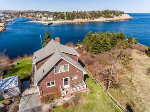 Oceanfront home in Herring Cove for rent