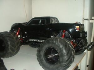 Traxxas X maxx  8s full upgrades