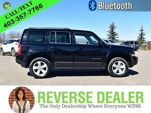 2014 Jeep Patriot 4x4 North Edition, Bluetooth, Automatic Trans