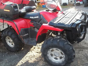 PARTING OUT 2005 500 sportsman