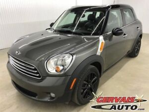 Mini Cooper Countryman Cuir Toit Panoramique MAGS 2014