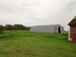 13 acres half hour SE of yorkton