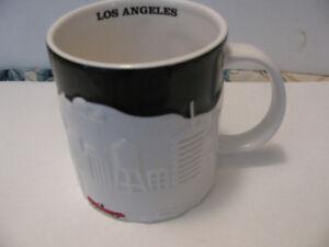 Los Angeles Collectors Series Relief 2012 16 oz Starbucks
