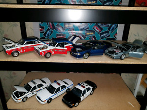 3 Ads DIECAST cars 1:18 HIGHEND detail Lesser detail  Model CAR