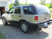 2000 GMC Jimmy 4WD