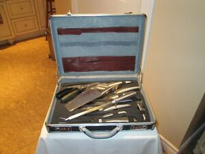 PROFESSIONAL CHEFS CUTLERY KNIFE SET