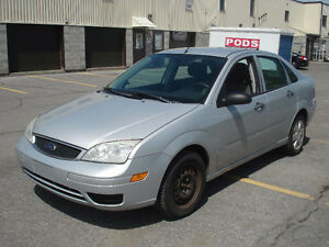 2007 FORD FOCUS - HST & SAFETY INCLUDED IN PRICE.