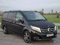 Mercedes-Benz V220 2.1d ( 163ps ) d 7G-Tronic Plus 2018MY Extra Long Sport