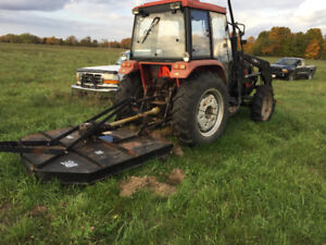 70HP, 4X4 Loader Tractor
