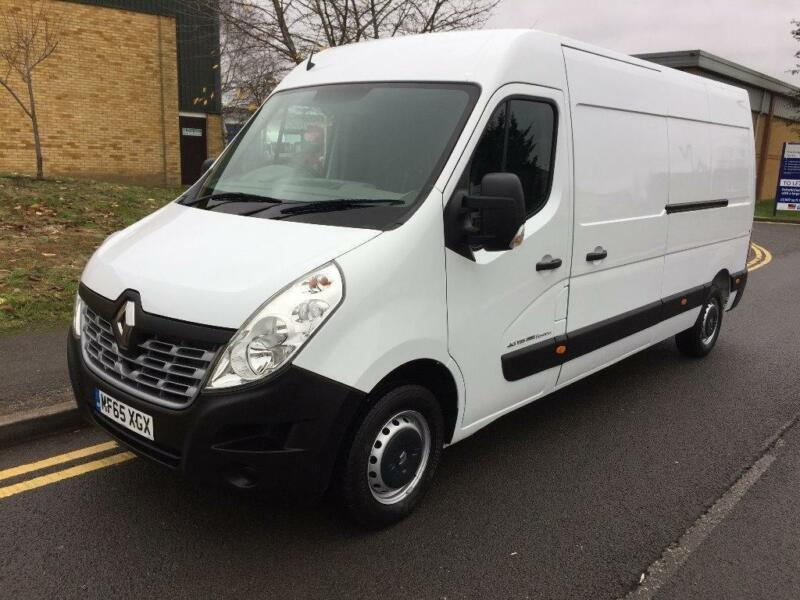 10ce0e705f 2015 Renault Master 2.3 dCi Energy LM35 Business Medium Roof Van FWD s s  5dr Man