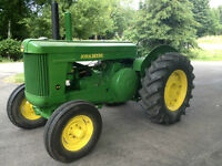 Tractor & Implement - Paint & Repairs
