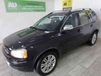 BLACK VOLVO XC90 2.4 D5 EXECUTIVE AWD 5D AUTO ***FROM £307 PER MONTH***