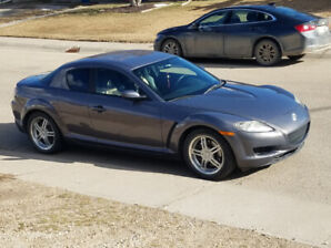 2006 Mazda RX-8 Coupe (2 door)