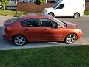Mazda 3 GT    2004
