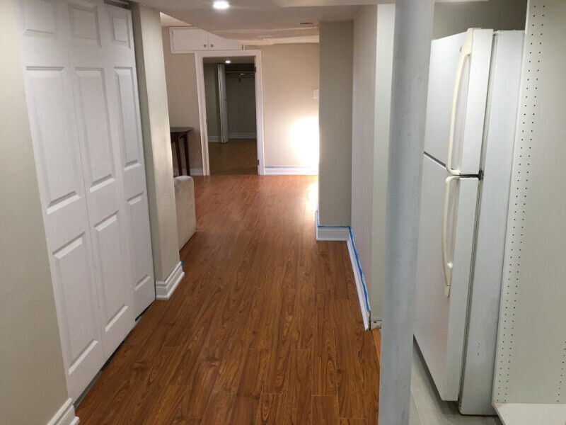 1 Bedroom Walkout Basement For Rent Near Square One ...