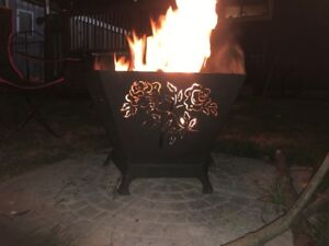 Fire Pits, Custom Designed Fire Pits, Personalized Fire Pits