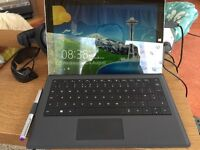 Surface pro 3 i3 and keyboard