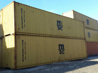 USED 40 Ft./and HC- Containers Delivered to you! - Mod's avai
