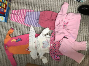 Baby girl clothes for sale